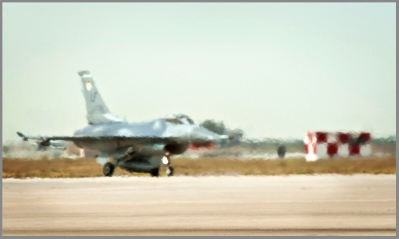 Vaporized F16 - ID: 13167735 © Kelly Pape