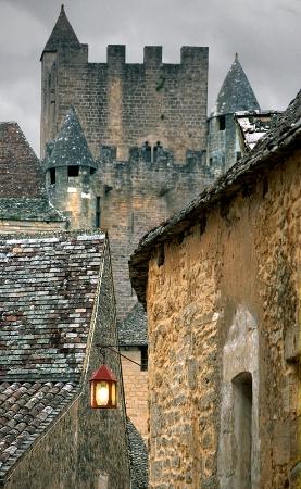 Toward the Castle