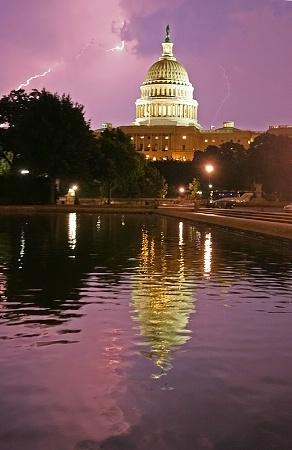 Lightning in DC