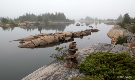 Georgian Bay Fog