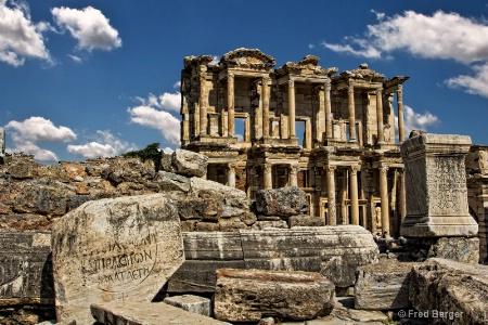 Celsus Library II, Ephasis, Turkey