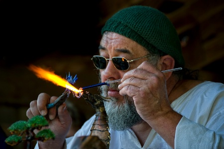 The Glass Blower