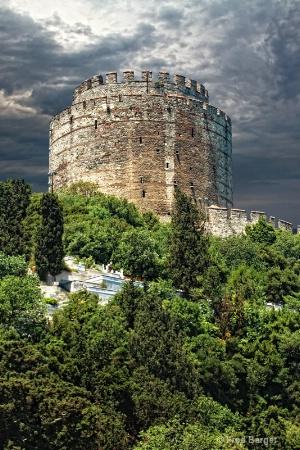 Beneath the Castle, Istanbul, Turkey