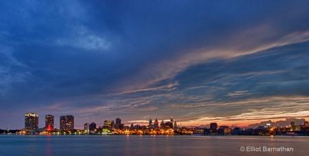 Philadelphia Skyline 3