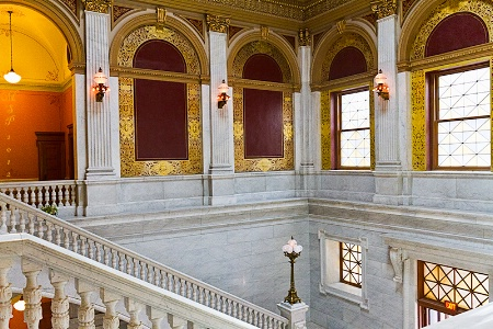 Grand Stair hall