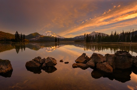 Sparks Lake II