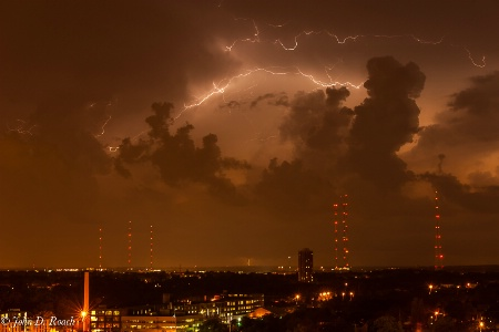 Milwaukee Lighting Storm