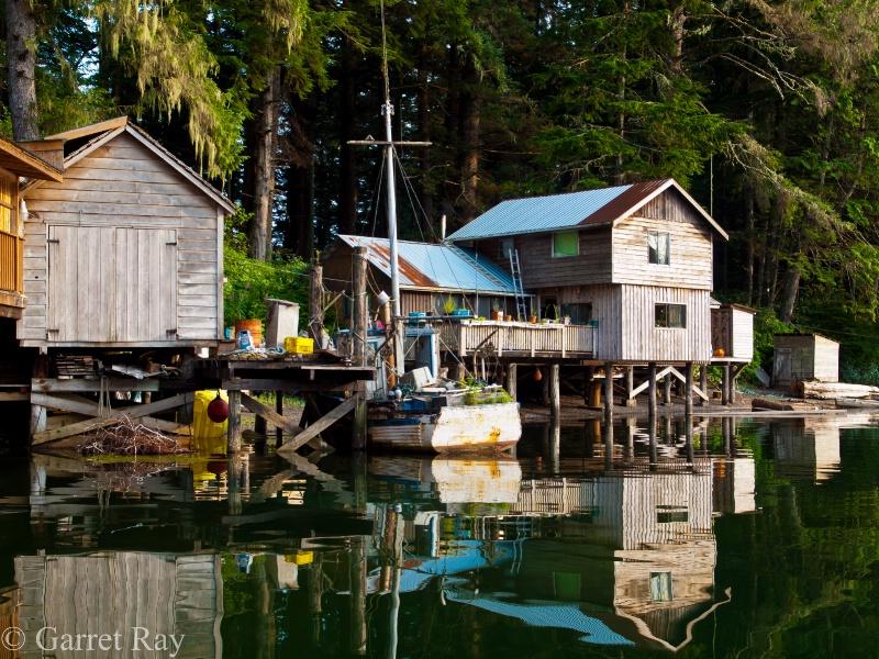 ~Walter's Cove, Vancouver Island BC~