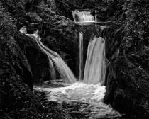 Pecca Falls (screen blend edit)