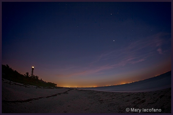 Twilight and Stars - ID: 13234694 © Mary Iacofano