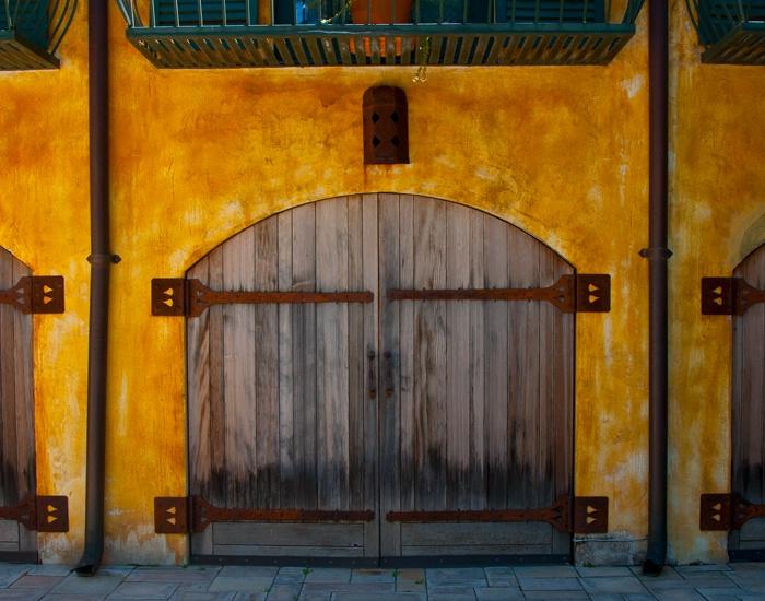 Winery Garage
