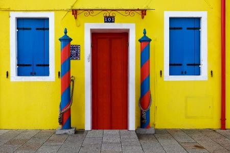 ~ What's behind the Red Door ~