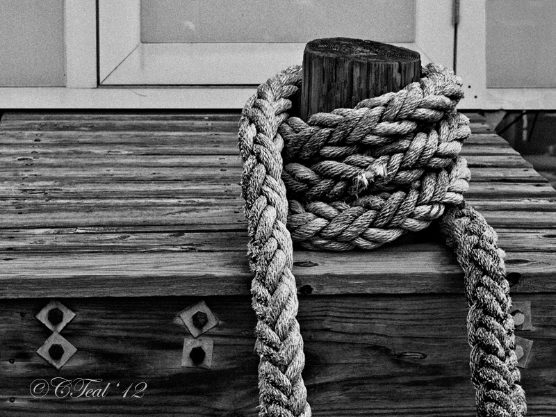 All Tied Up