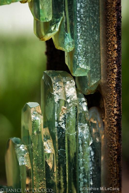 Sculpture Glass #2 - ID: 13253212 © Janice  M. LeCocq