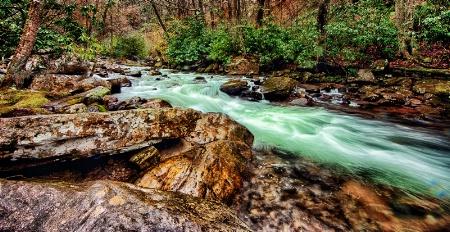 """""""Cascade Falls"""""""