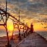 © Leland N. Saunders PhotoID# 13263043: South Haven Lighthouse 5 / Micah 6:8