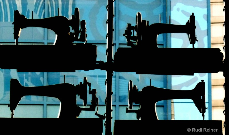 Old sewing machines #2