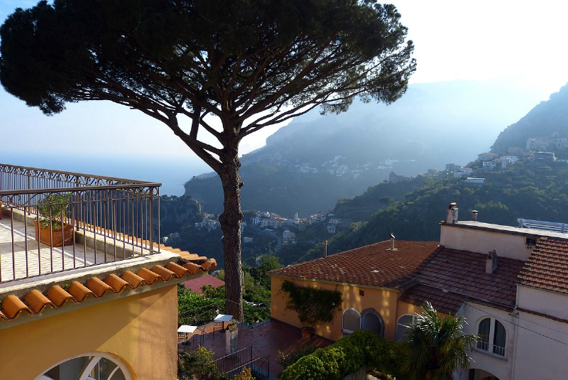 Our Room with a View (Ravello) - ID: 13269387 © STEVEN B. GRUEBER