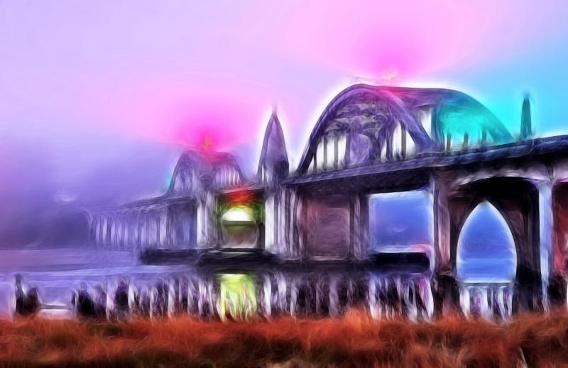 Siuslaw River Bridge