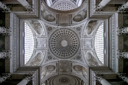 Neoclassic Pantheon