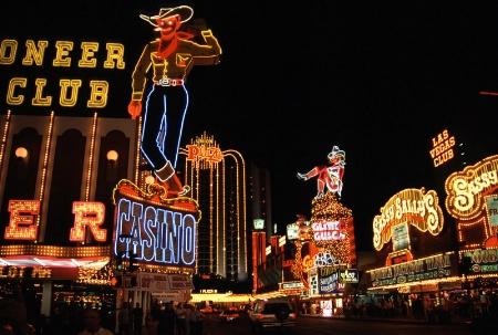 Old Fremont St., Las Vegas