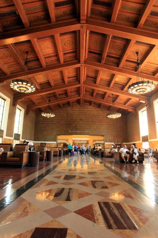 Union Station, L.A.