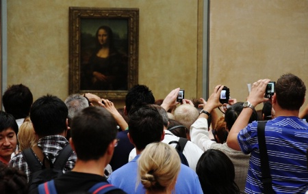 Hunting for Mona Lisa
