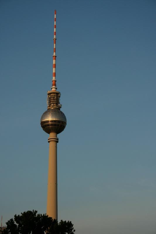 Television Tower, Berlin (no editing)