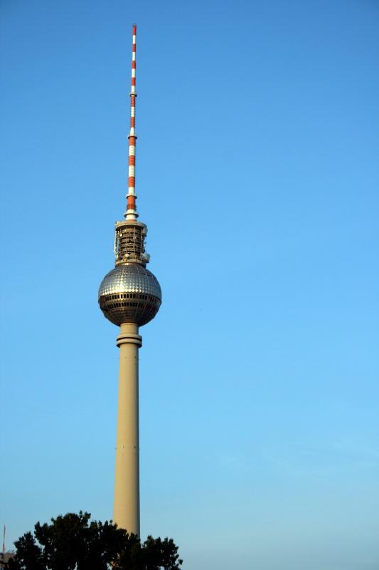 Television Tower, Berlin (Auto Tone)