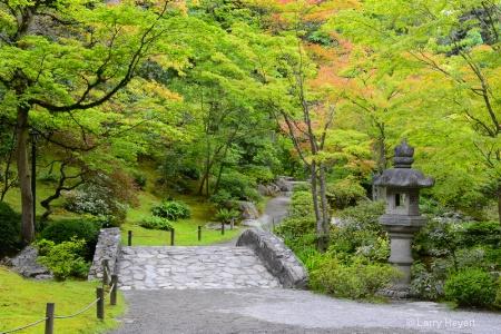 Seattle- Japanese Tea Garden