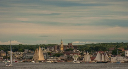 Parade of Sails - Gloucester, MA