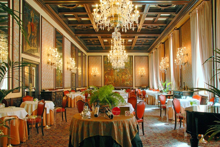 Infante de Sagres Hotel - Dining room