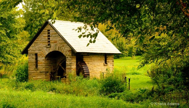 Morris Arboretum Pumphouse