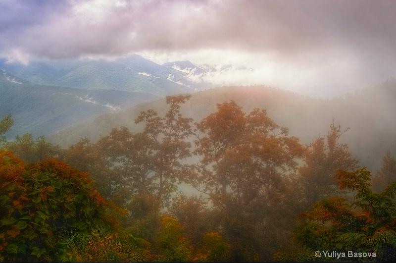 A Walk in the Clouds<p> - ID: 13319471 © Yulia Basova