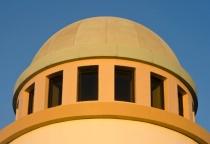 Dome at Sunrise