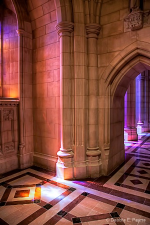 ~COLORS INSIDE THE CATHEDRAL~