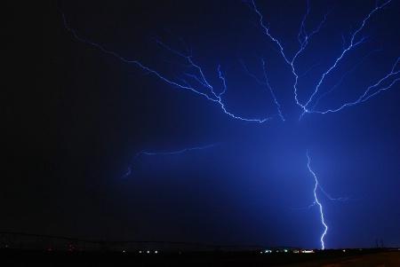 Cool Lightning!