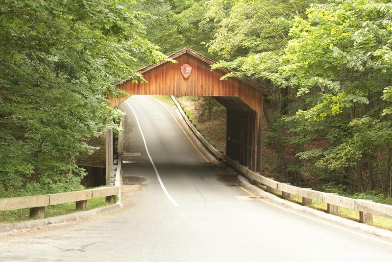 20120726 3719 Covered Bridge - ID: 13352397 © Chris Vansant