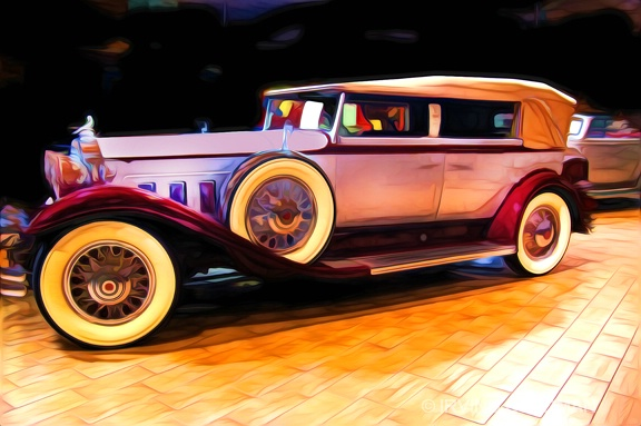 OLD PACKARD 2
