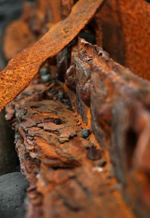 Rusted Rail