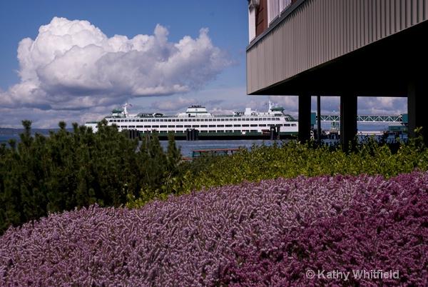 Kingston Ferry - ID: 13362732 © Kathy K. Whitfield