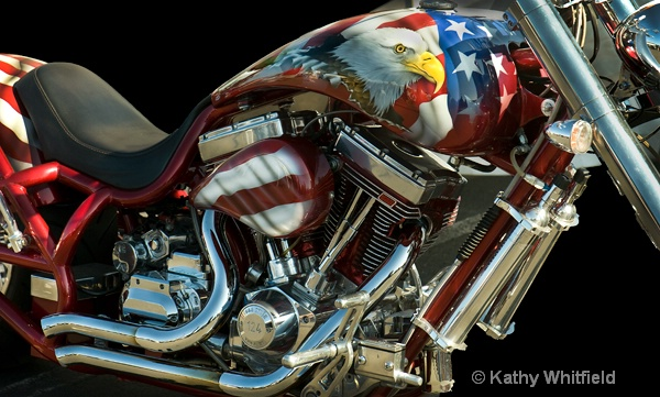 Motorcycle Rally 8 - ID: 13362739 © Kathy K. Whitfield