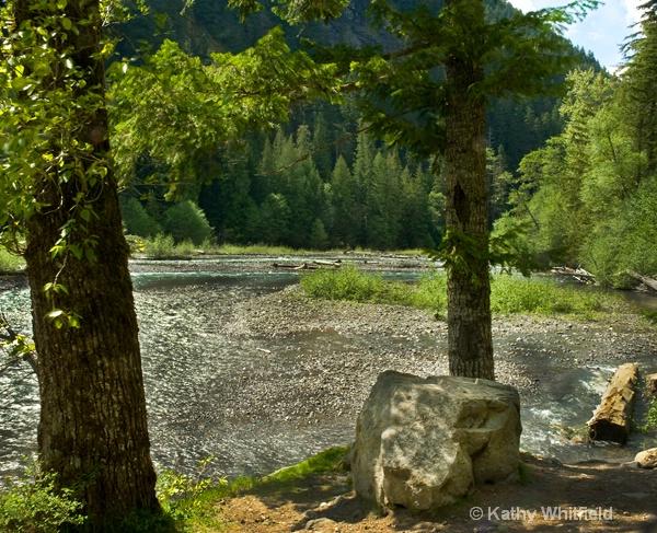 Mount Rainier 4 - ID: 13363796 © Kathy K. Whitfield