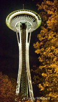 Space Needle Seattle 2