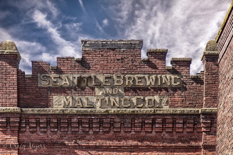 Seattle Brewing - ID: 13364784 © Craig W. Myers