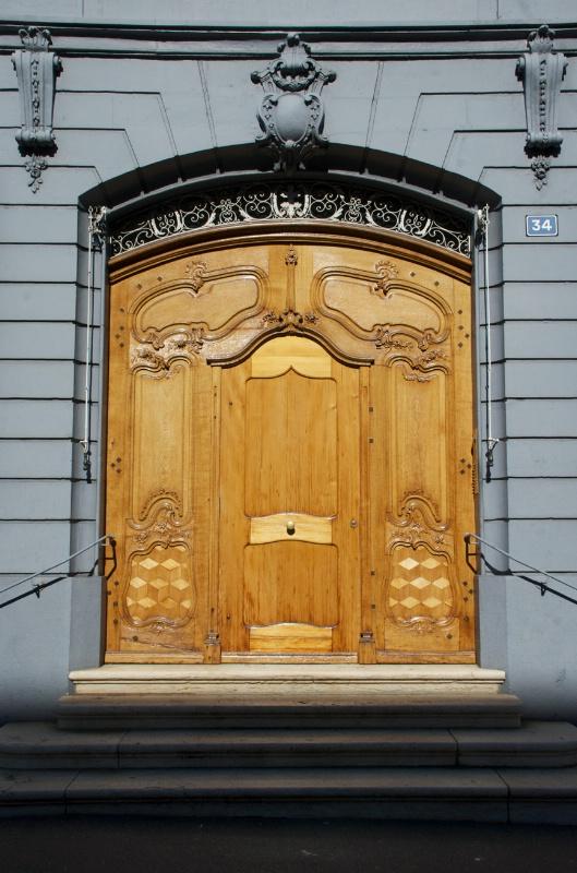 Basel Doorway I - ID: 13366107 © Nora Odendahl