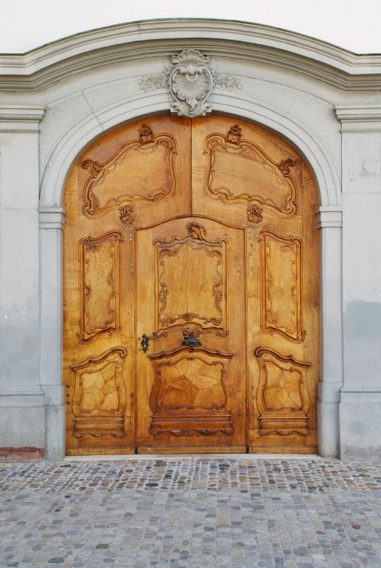 Basel Doorway II - ID: 13366108 © Nora Odendahl