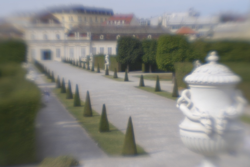 Vienna Belvedere Palace - ID: 13366109 © Nora Odendahl