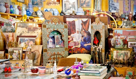 Colours Of The Casbah