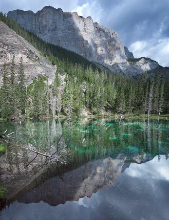 Grassi Lakes Reflection FINALIST BP Sept 2012